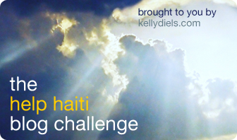 Help-haiti-blog-challenge